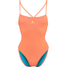 Turbo Siren Swimsuit Dame coral